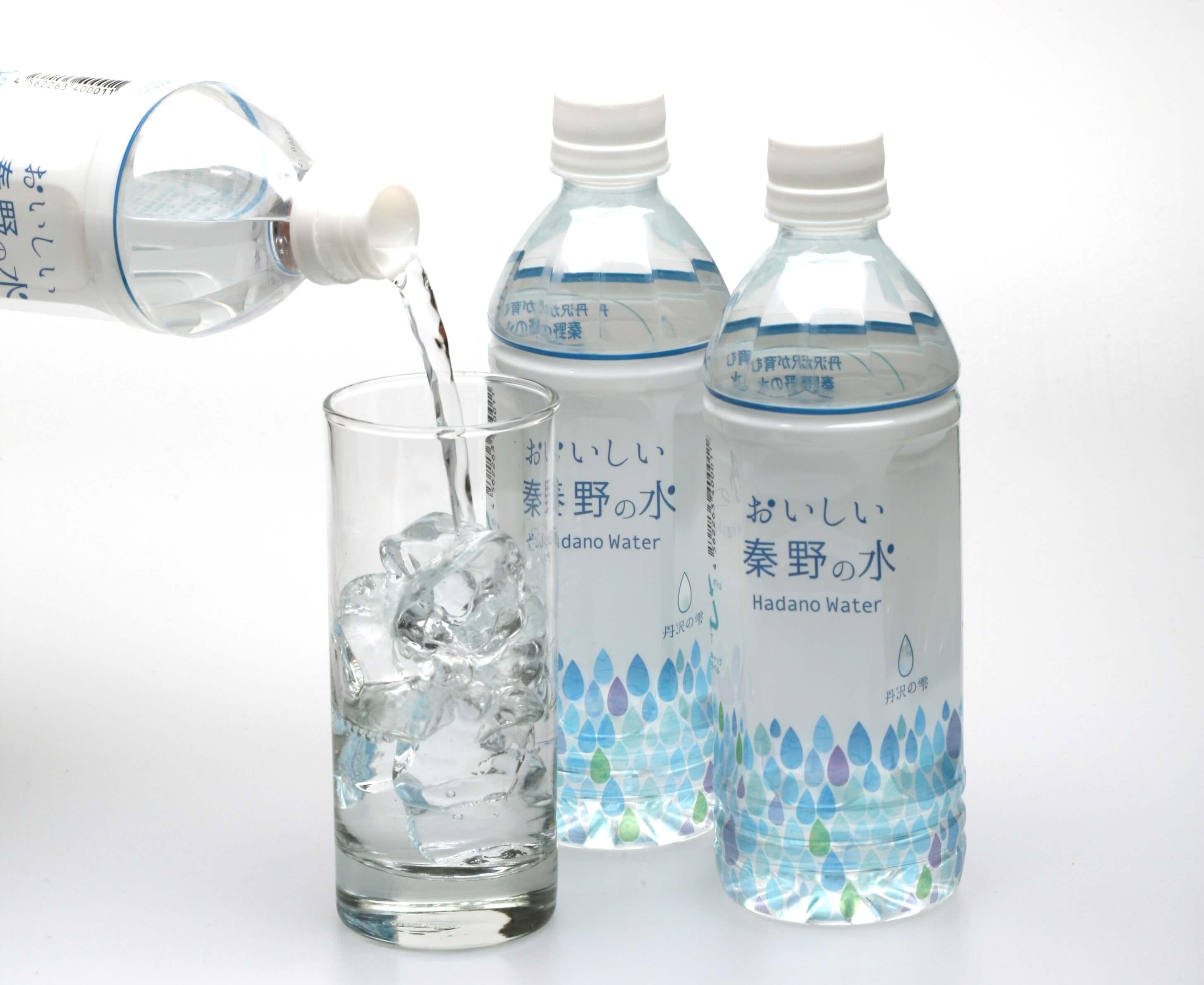 <おいしさがすばらしい「名水」部門>で第一位となった丹沢のしずくを特別プレゼント中です