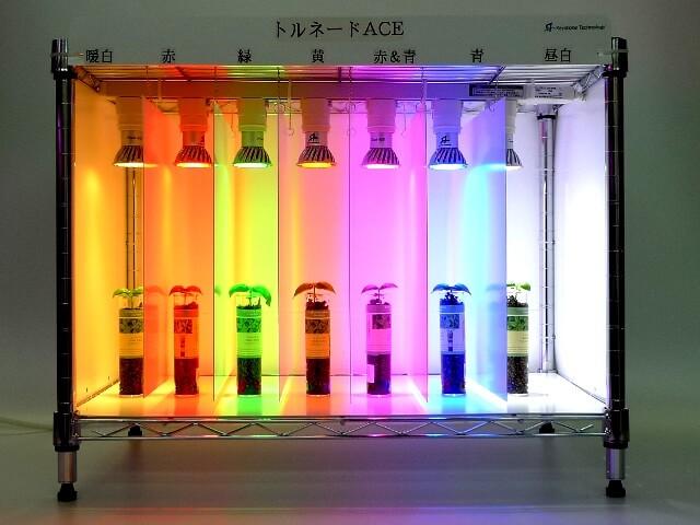 LED栽培研究セット
